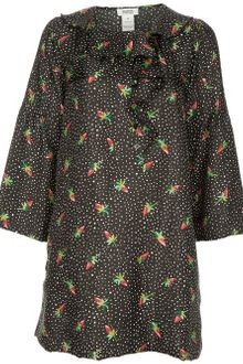 Sonia By Sonia Rykiel Strawberry Dress - Lyst