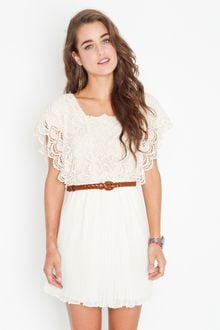 Nasty Gal Calla Crochet Dress - Lyst