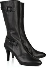 Sonia Rykiel Mid-calf Leather Boots - Lyst