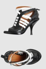 Givenchy Shoe Boots in Black - Lyst