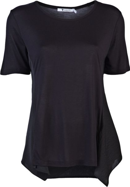 Alexander wang Welded Barcode T-shirt in Multicolor | Lyst