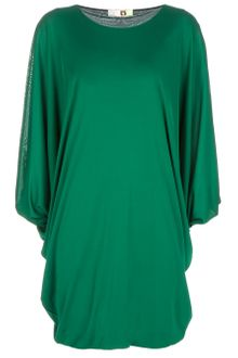 MSGM Tunic Dress - Lyst