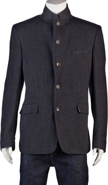 Rag & Bone Parker Blazer in Charcoal in Gray for Men (charcoal)