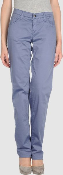 Fay Casual Trouser in Purple (lilac) - Lyst