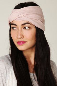 Free People Lurex Turban - Lyst