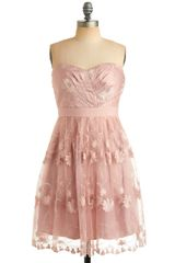 ModCloth Rosedust Dress - Lyst