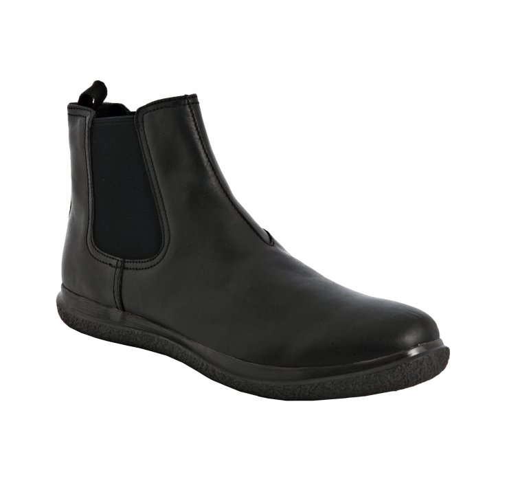 New Listing Bogs Urban Farmer Black Waterproof Slip Resistant Ankle Boots Men's Size 12 % waterproof rubber upper in a casual boot style with a round toe. Durable hand lasted rubber with a four way stretch inner bootie.