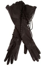 Ann Demeulemeester Lace-up Glove - Lyst
