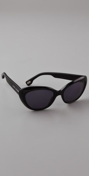 Marc Jacobs Sunglasses Cat Eye Sunglasses - Lyst