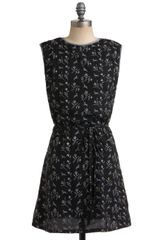 ModCloth Think Of Me Fawn-Dly Dress - Lyst