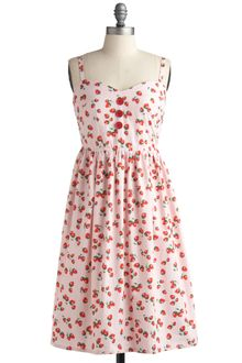 ModCloth Forever Fields Dress - Lyst