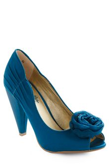 ModCloth Just Because Heel - Lyst