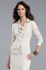 St. John Collection Milano Jacket - Lyst