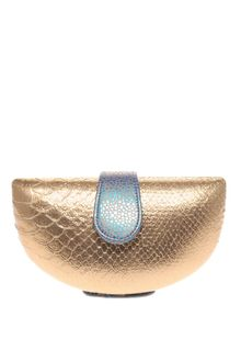 ASOS Collection Asos Half Moon Clutch - Lyst