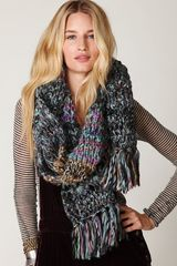 Free People Forester Scarf - Lyst