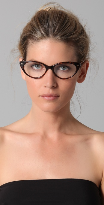 Lyst Tom Ford Cat Eye Glasses