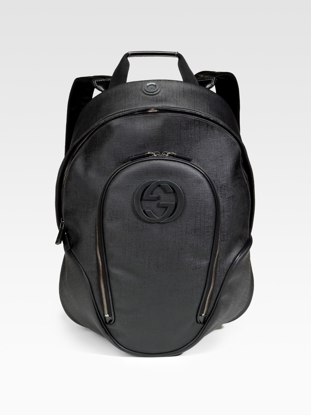ae653caa91dd45 Gucci Black Plus Backpack in Black for Men - Lyst