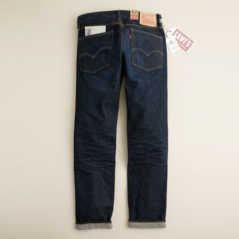 J.Crew Levis® Vintage Clothing 501xx® Jean in Dry Scraped Wash - Lyst