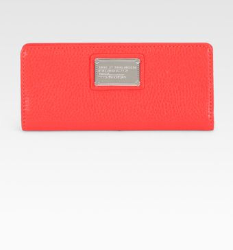 Marc By Marc Jacobs Classic Q Wallet - Lyst