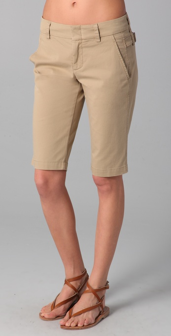 Bermuda Shorts Khaki - The Else