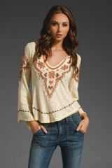 Free People Hauz Khas Village Top - Lyst