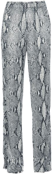 Gucci Archive Snake Print Trouser in Animal (snake) - Lyst