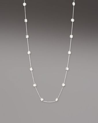Ippolita Scultura Station Necklace - Lyst