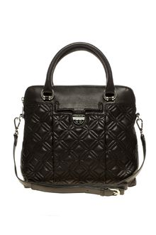 Karen Millen Quilted Cross Body Bag - Lyst