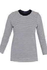 A.L.C. Striped Top - Lyst