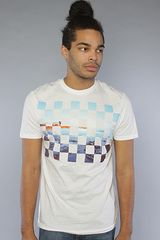 Vans The Photochex Tee in White - Lyst