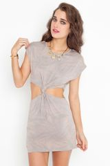 Nasty Gal Swagger Dress - Lyst
