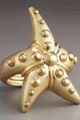 Marc By Marc Jacobs Starfish Ring - Lyst