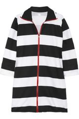 Pret-a-surf Striped Cotton-Jersey Tunic - Lyst