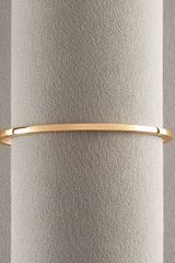 Roberto Coin Oval Bangle - Lyst