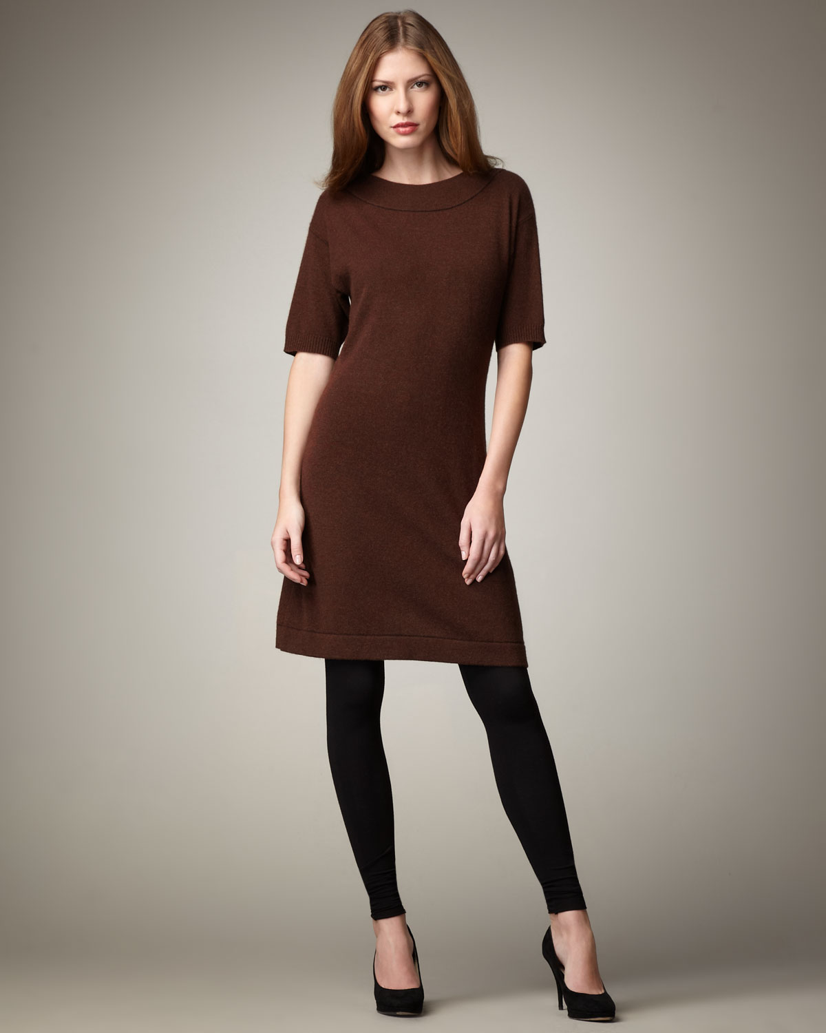 Black dress neiman marcus - Gallery Previously Sold At Neiman Marcus Women S Brown Dresses
