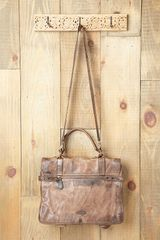 Free People Cameron Satchel in Brown (taupe) - Lyst