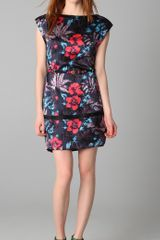 Marc By Marc Jacobs Havana Floral Dress - Lyst
