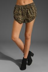 One Teaspoon Vagabond Shorts - Lyst