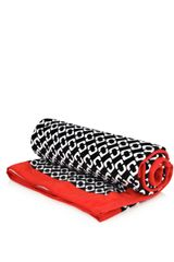 Dvf 1974 Printed Beach Towel - Lyst