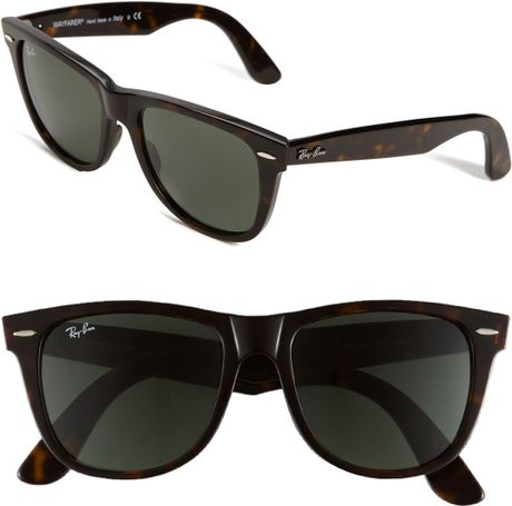 Ray-ban® New Wayfarer Classic Black Unisex Sunglasses  38c4b76c96