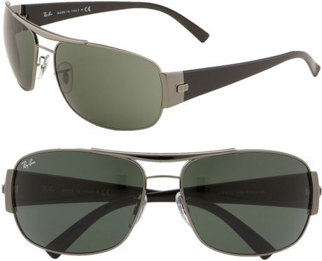 ray ban square aviator sunglasses