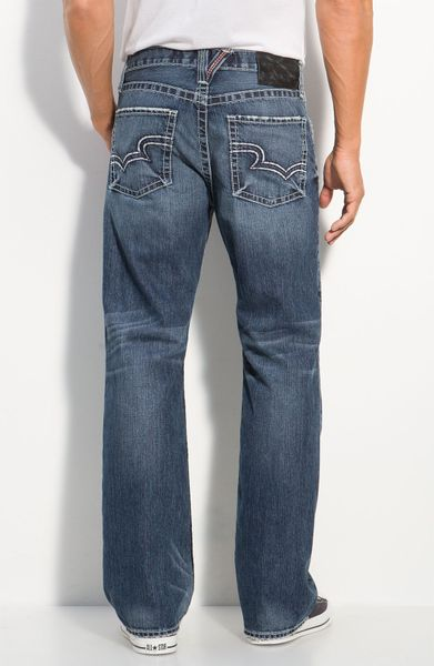 Men's Big Star jeans are made of high quality denim designed, cut, sewn, and finished by one of the premier denim manufacturers in Los Angeles. This vintage-inspired denim, is known for its comfortable fits, hand finished washes, and novelty stitch details.
