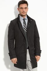 Boss Black Panther Overcoat - Lyst