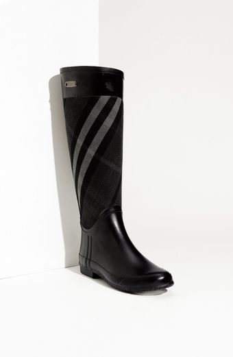 Burberry Boot - Lyst