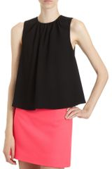 Christopher Kane Smock Top - Lyst