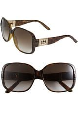 Gucci Square Sunglasses - Lyst
