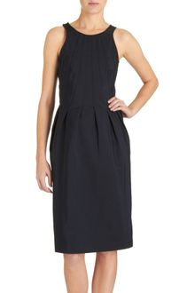 Jil Sander Seam Front Dress - Lyst
