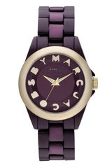 Marc By Marc Jacobs Blade Aluminum Bracelet Watch - Lyst