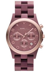 Marc By Marc Jacobs Henry Aluminum Bracelet Watch - Lyst