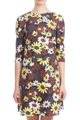Marni Daisy Dress - Lyst